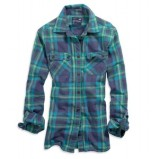 BlueGreen Plaid