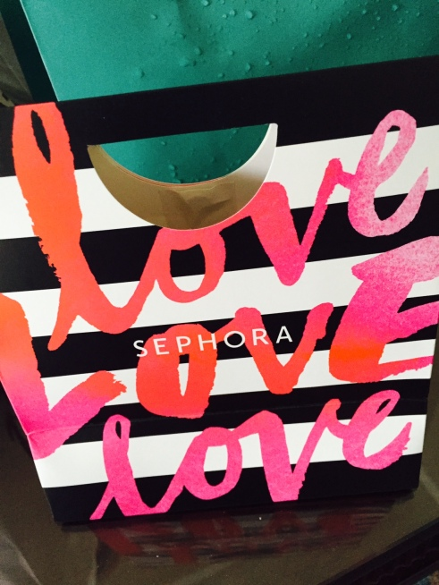 sephora bag