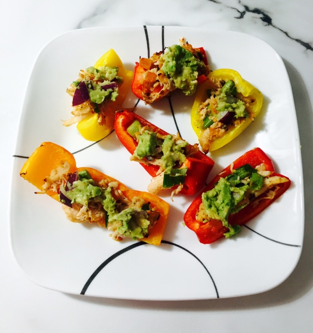 whole 30 fajita bites