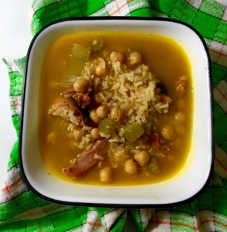 ham stew